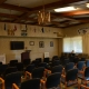 View of our meeting room used for Sunday services and resident meetings.